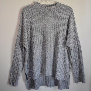 3/$20 Heart & Hips Ribbed Mock Neck Cozy Shirt